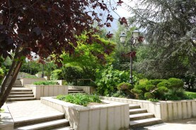 Jardin Charles Peguy - Paris