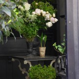 Odorantes Paris - Inside the flower shop