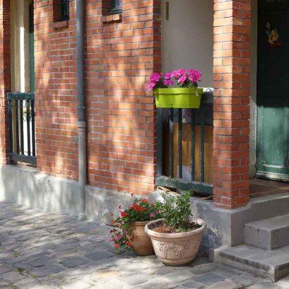 Butte aux Cailles Paris-la petite Alsace- Another house