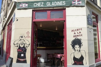 Chez Gladines - Other MissTic paintings