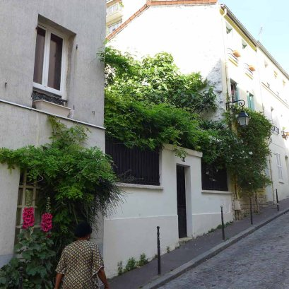 Houses in the Passage Boiton - Butte aux cailles