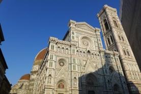 Florence-Piazza del Duomo