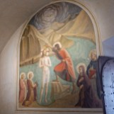 Florence-San Marco-a cell with Fra Angelico painting