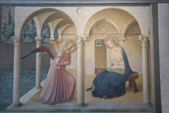 Florence-San Marco-the annunciation