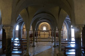Florence-San Miniato-The crypt