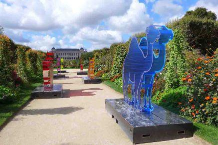 Jardin des Plantes-Paris-La galerie de l evolution