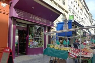 Marche Aligre Paris-rue d Aligre