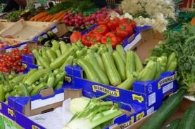Marche Aligre Paris-vegetables