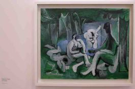 Musee-Picasso-Dejeuner sur l'herbe