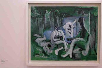Musee-Picasso-Dejeuner sur l'herbe