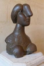 Musee-Picasso-buste de femme