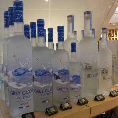 Le Bon Marche-Paris-La Cave-Vodkas