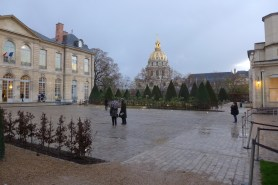 Musée Rodin-Paris-the Hotel Biron and the Invalides
