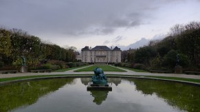 Musée Rodin-Paris-the Hotel Biron and the garden