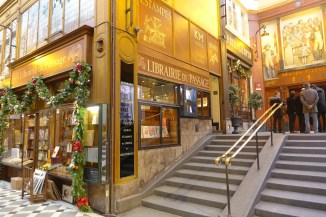 Passage Jouffroy-Paris-Musee Grevin