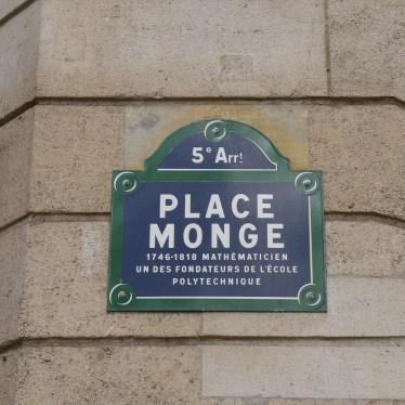 Marche Monge Paris-Place Monge