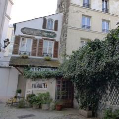 Exploring Passy-Paris- Antiquites Impasse des carrieres