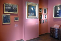 Musee Jean Jacques Henner-Paris-Alsace room
