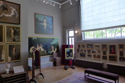 Musee Jean Jacques Henner-Paris-The Grey Studio