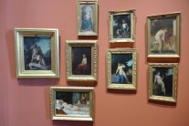 Musee Henner-Paris- In the italian room