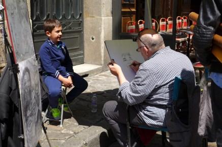 Montmartre-Paris-Place du tertre-04