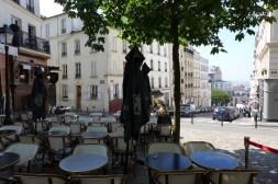 Montmartre-Le Relais de la butte-terrasse