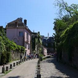 Montmartre - Rue de l'Abreuvoir-01