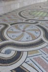 Petit Palais - Paris - Mosaic floor