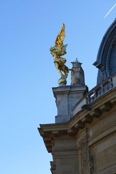 Petit Palais - Paris - The roof from the gardenAnders Zorn-Petit Palais-06