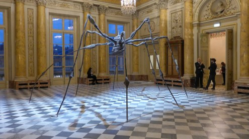 Women House-Grand Salon-Louise Bourgeois-Spider