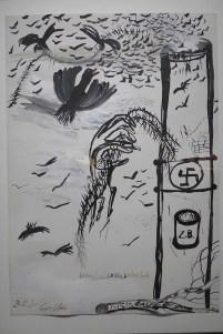 Ceija Stojka-Auschwitz-Cadavres