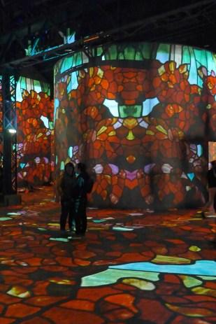 Atelier des lumieres-Paris-Klimt-01