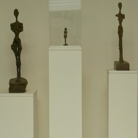 Institut Giacometti-Paris-Standing woman