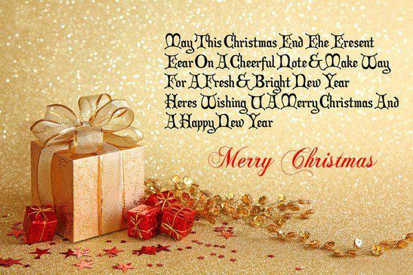 110 merry christmas greetings