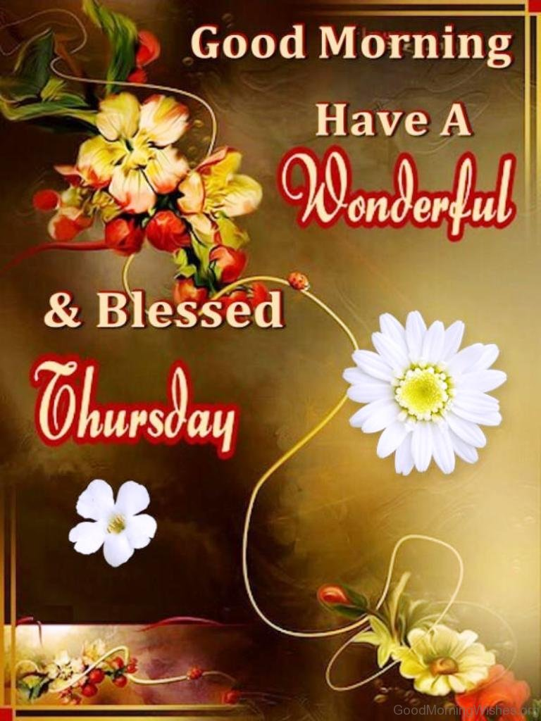 Love Thursday Quotes Good Morning