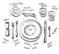Table Setting Etiquette 101 and Why It Matters | Good ...