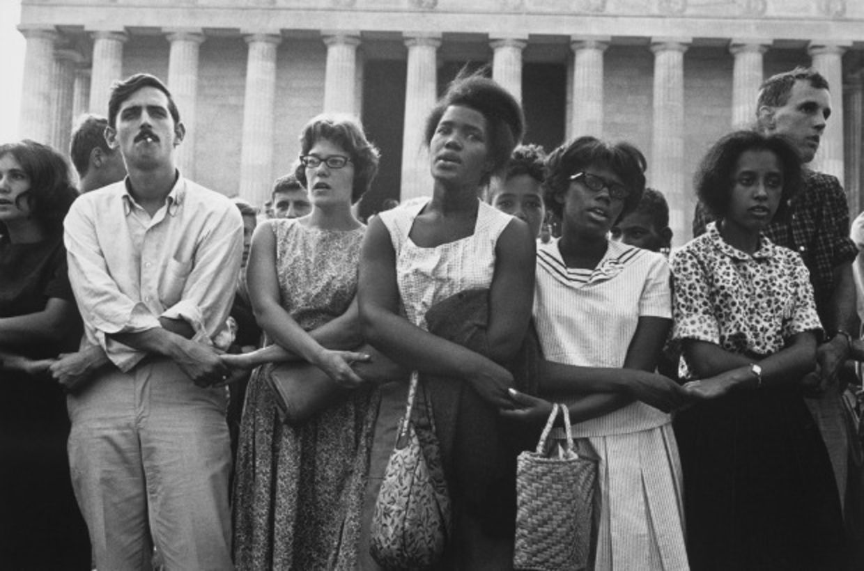 10 Inspiring Photos Of Unity From The Civil Rights
