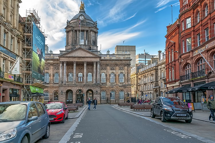 500 Years Of Our City's Town Hall | Good News Liverpool