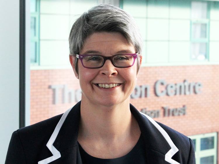Director of Nursing becomes The Walton Centres new Chief Executive Officer  Good News Liverpool