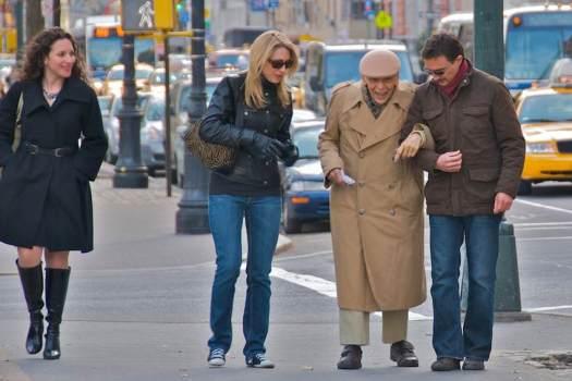 kindess for elderly