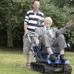 Tank Chair Wheelchair Swing In Bangladesh The Lovingheartdesigns Ripchair 30 Ruggedized Tracked