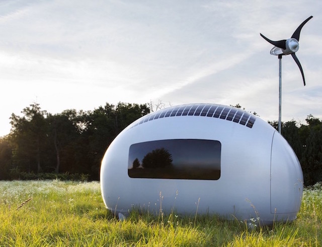 SolarPowered Pod Allows You to Live Anywhere Off the Grid