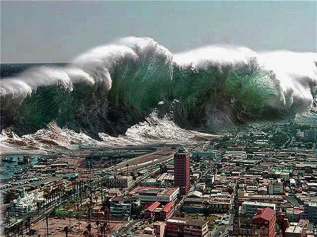 Image Result For Video Tsunami Di Banten