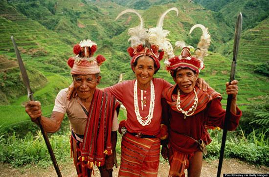 Cordillera Tribesmen