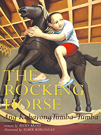 'The Rocking Horse' by Elmer Borlongan
