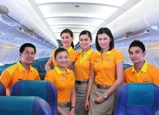 Cebu Pacific crew