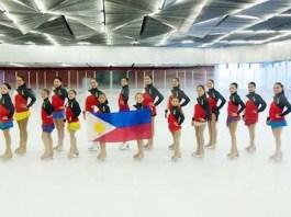 Filipina skaters