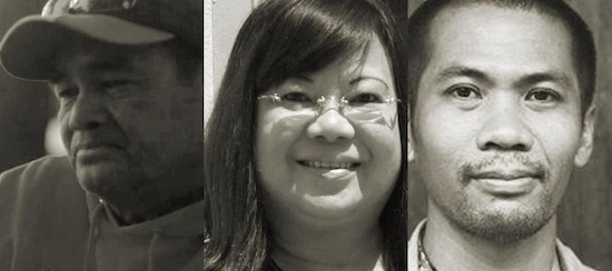 Modern day Filipino heroes