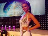 Christi McGarry 1st runner up in Miss Intercontinental