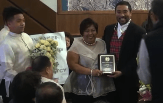 Dorie Paniza, 2015 Daly City Citizen of the Year